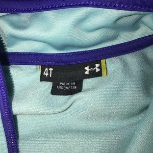 Under Armour Jackets & Coats - 4t underarmour half Zip jacket